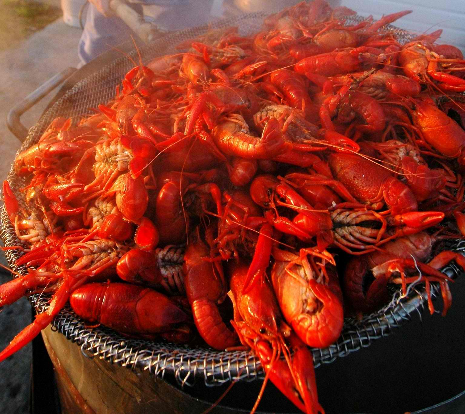 #13: Have A Crawfish Boil